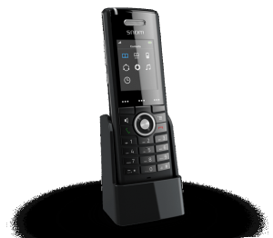 Snom M65 Cordless Office IP Phone - Handset charging base 2