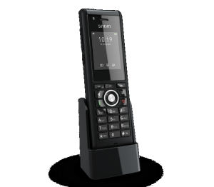 Snom M85 Rugged IP65 rated Cordless with charging station