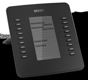 Snom D7 Extension module for D700 Series IP Phones