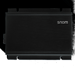 Snom - PA1 - Public Address System top view