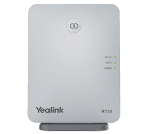 Yealink RT30 DECT Base station for Yealink cordless IP phones