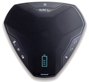 Konftel EGO BlueTooth Speakerphone top view