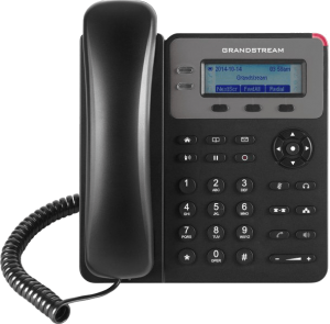 GrandStream GXP1610 basic work ip phone front