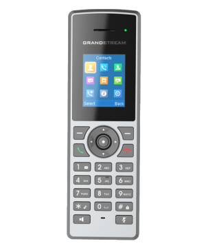 Grandstream DP722 cordless IP phone front view