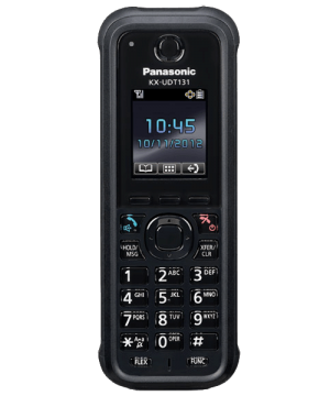 Panasonic Rugged Cordless - KX-UDT131 - handset only front