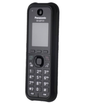 Panasonic Rugged Cordless - KX-UDT131 - handset right only