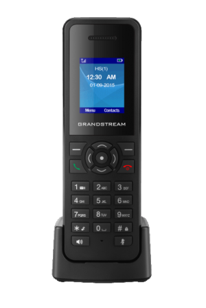 Grandstream DP720 handset front view