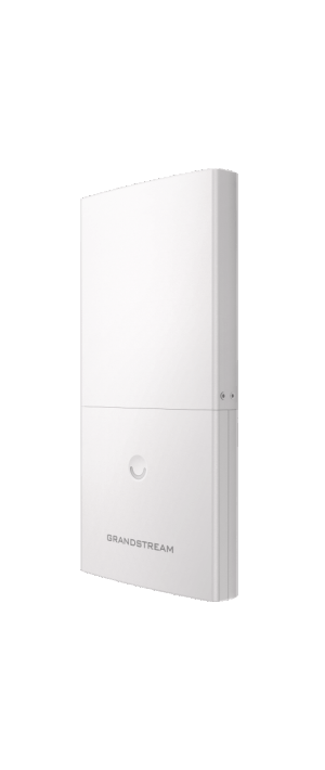 GWN7600LR wireless  outdoor access point side view