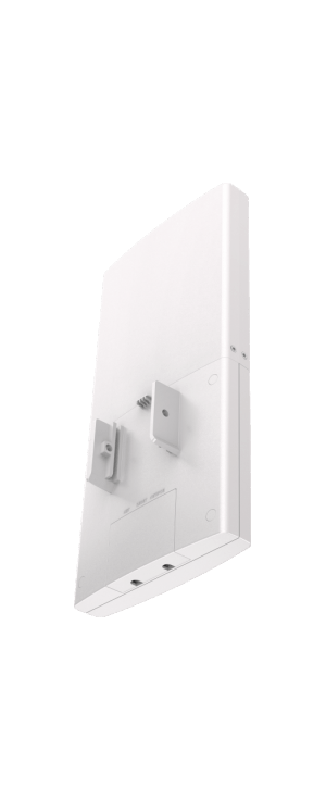 GWN7600LR wireless  outdoor access rear view