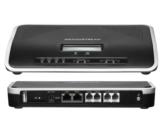 Grandstream UCM6202 PBX phone system