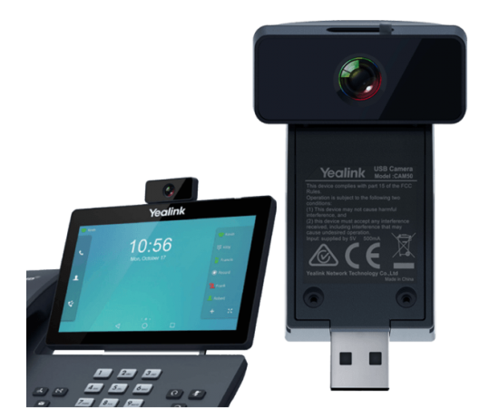 Yealink T56A IP hd camera cam50 accessory