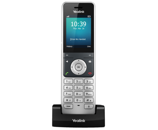 Yealink W56H Handset DECT Cordless front view
