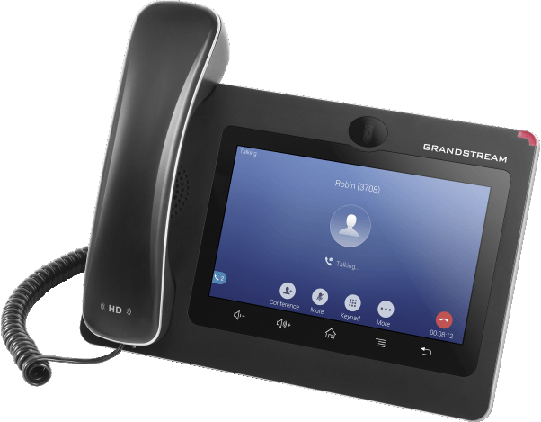 GrandStream GXV3370 IP Video Phone - Tablet Style - VoIP SIP PoE video  integrated camera - Android 7 0 - Gigabyte